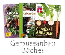 Gemüseanbau Bücher